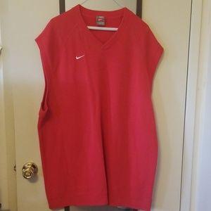 Nike Mens Golf Vest
